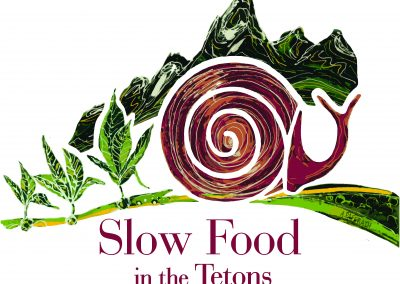 slow food color snail 2